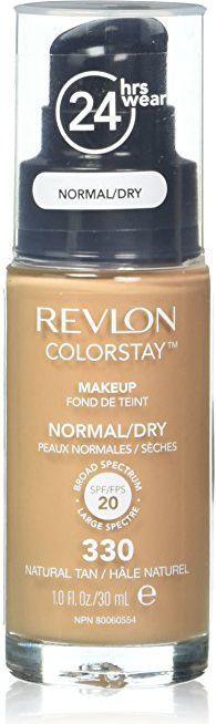 Revlon Colorstay Cera Normalna/Sucha 330 Natural Tan 30ml 1