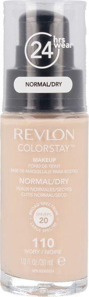 Revlon Colorstay Cera Normalna/Sucha 110 Ivory 30ml 1