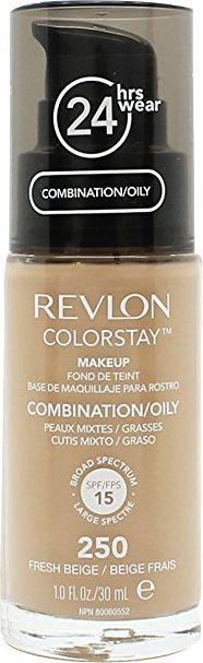 Revlon Colorstay Cera Mieszana/Tłusta 250 Fresh Beige 30ml 1