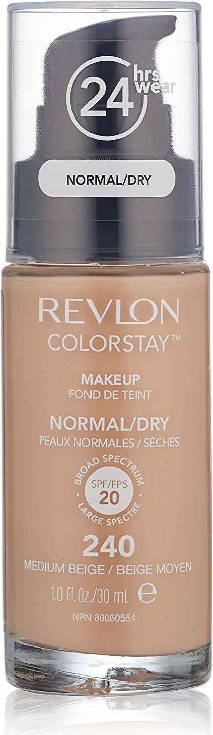 Revlon Colorstay Cera Normalna/Sucha 240 Medium Beige 30ml 1