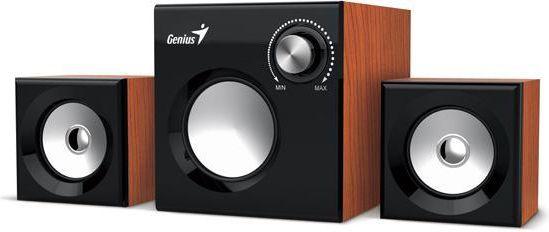 Głośniki komputerowe Genius SW 370 (31731067102) 1