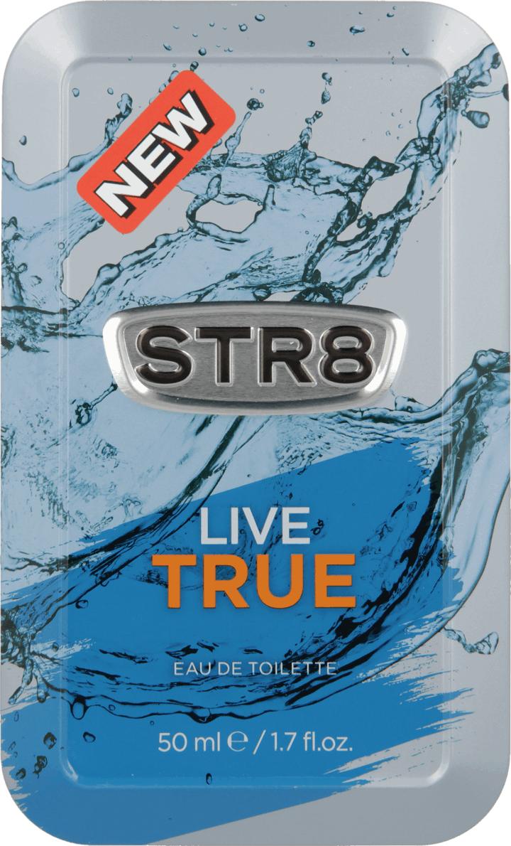 STR8 Live True EDT 50ml 1