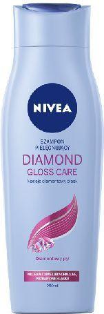 Nivea Hair Care Szampon DIAMOND GLOSS CARE 250 ml 1