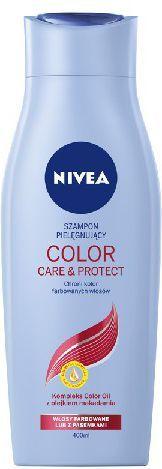 Nivea Hair Care Szampon COLOR Care & Protect 400 ml 1