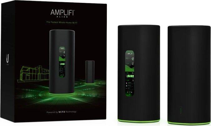 Router Ubiquiti AmpliFi Alien router + MeshPoint (Afi-ALN) 1