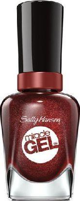 Sally Hansen Miracle Gel Lakier żelowy nr 560 Spice Age 14.7ml 1