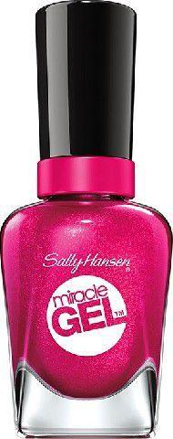 Sally Hansen Miracle Gel Lakier żelowy nr 500 Mad Women 14.7ml 1