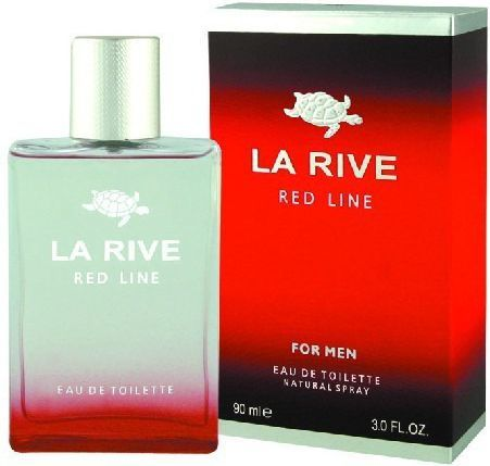 La Rive Red Line EDT 90ml 1