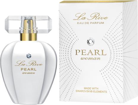 La Rive Pearl z kryształkiem Swarovskiego EDP 75ml 1