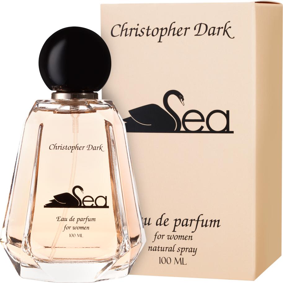 Christopher Dark Sea EDP 100ml 1