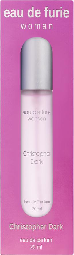 Christopher Dark Eau De Furie EDP 20ml 1