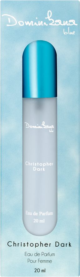 christopher dark dominikana blue