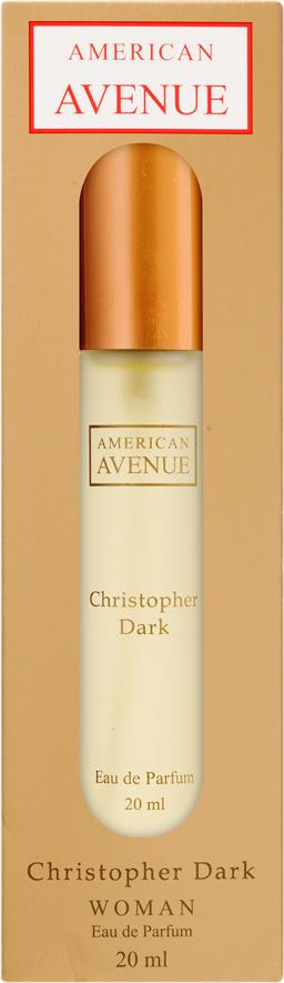 Christopher Dark Avenue EDP 20ml 1