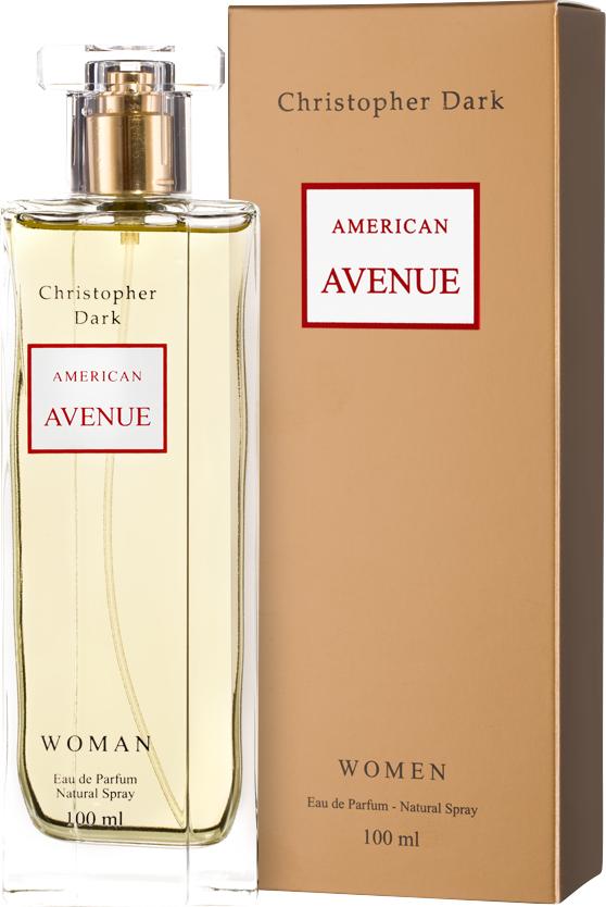 Christopher Dark American Avenue EDP 100ml 1