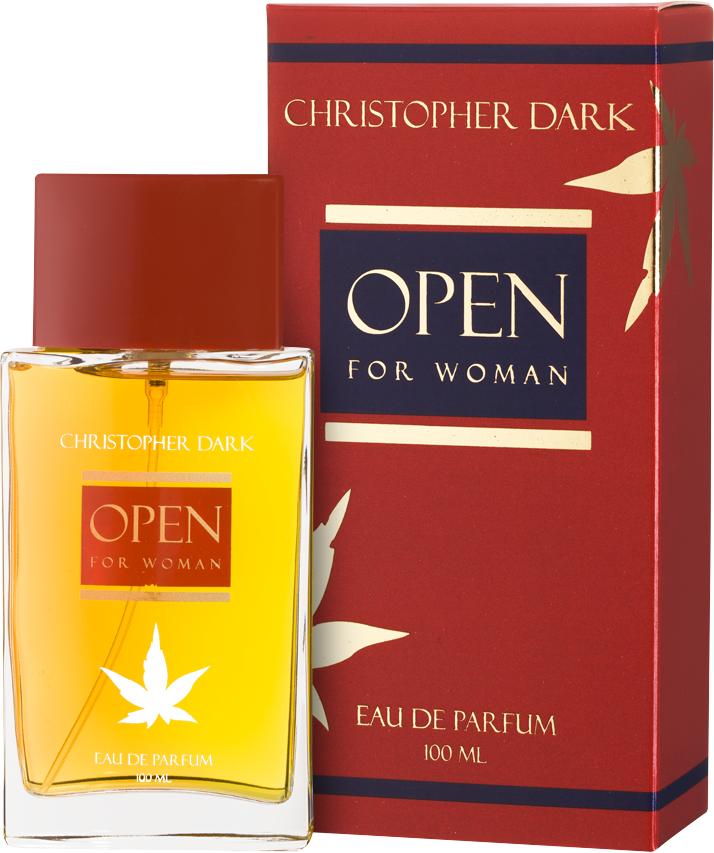 Christopher Dark Open EDP 100ml 1