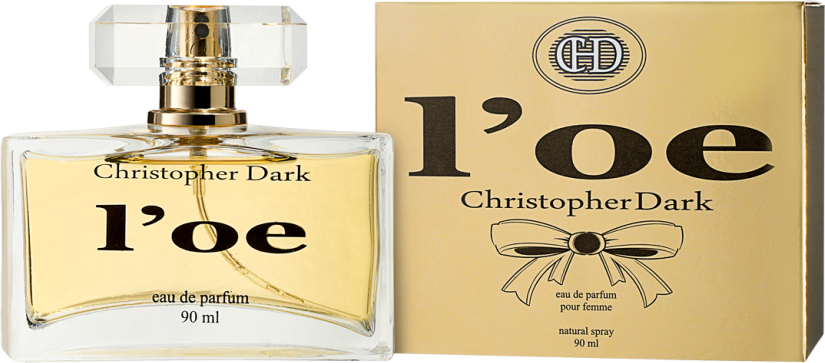 Christopher Dark L'oe EDP 90ml 1