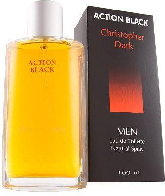 Christopher Dark Action Black EDT 100ml 1