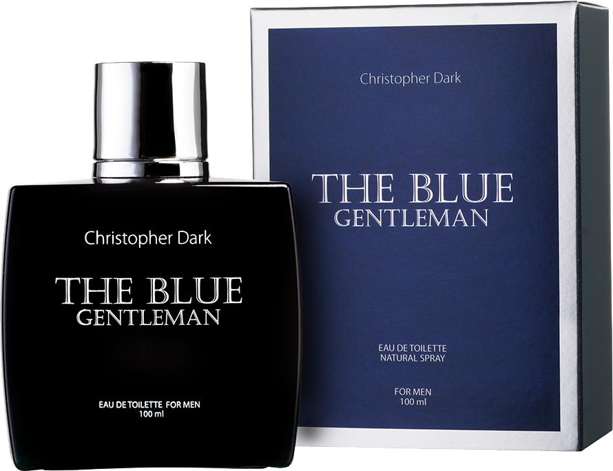 Christopher Dark Blue Gentelmen EDT 100ml 1