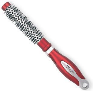 Top Choice Szczotka do włosów Exclusive szeroka silver/burgund (62100-01) 1