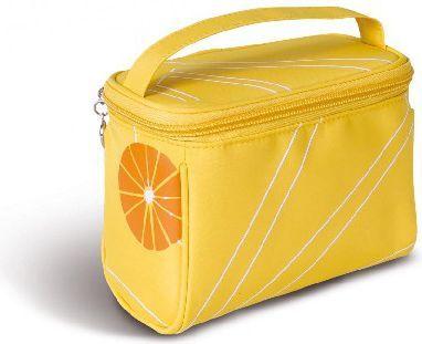 Donegal KOSMETYCZKA damska żółta kuferek (4955-274955) 1