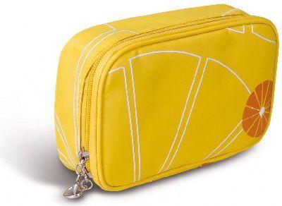 Donegal KOSMETYCZKA damska żółta (4954) 1