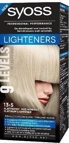 Syoss Farba do włosów 13-5 platynowy rozjaśniacz 1