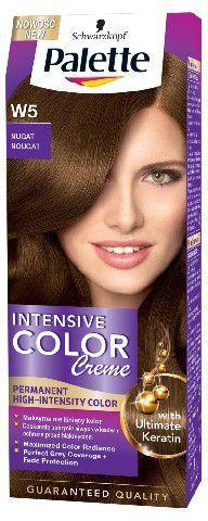 Palette Intensive Color Creme Krem koloryzujący nr W5-nugat 1