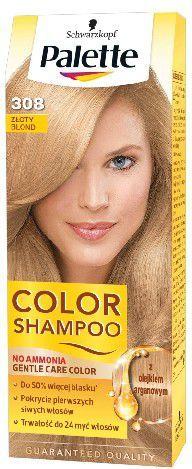 Palette Color Shampoo nr 308 złoty blond (68172941) 1