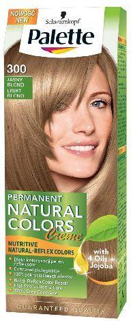 Palette Permanent Natural Colors Jasny Blond nr 300 1