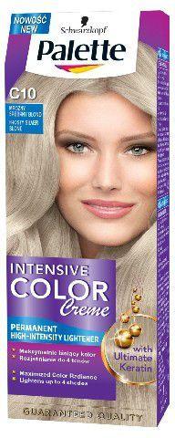Palette Krem koloryzujący Intensive Color Creme nr C10-mroźny srebrny blond (68159218) 1