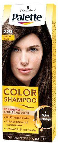Palette Color Shampoo nr 221 Brąz (68160474) 1