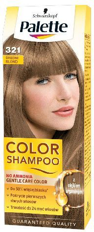 Palette Color Shampoo nr 321 średni blond (68173009) 1