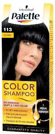 Palette Color Shampoo Szampon koloryzujący nr 113 Czerń 1