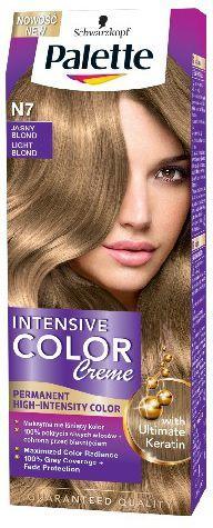 Palette Intensive Color Creme Krem koloryzujący nr N7-jasny blond 1