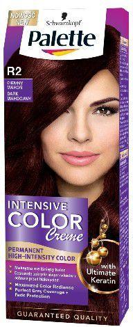 Palette Intensive Color Creme Krem koloryzujący nr R2-ciemny mahoń 1