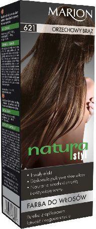 Marion Farba do włosów Natura Styl nr 621 orzechowy brąz - 78621 1