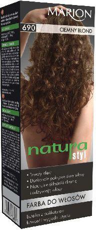 Marion Farba do włosów Natura Styl nr 690 ciemny blond - 78690 1
