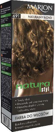 Marion Farba do włosów Natura Styl nr 691 naturalny blond - 78691 1