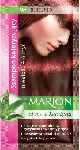 Marion Szampon koloryzujący 4-8 myć nr 98 burgund 40 ml 1