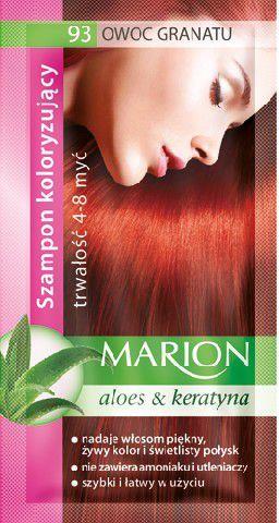 Marion Szampon koloryzujący 4-8 myć nr 93 owoc granatu 40 ml 1