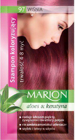 Marion Szampon koloryzujący 4-8 myć nr 97 wiśnia 40 ml 1