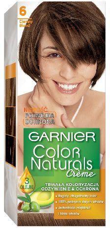 Garnier Color Naturals Krem koloryzujący nr 6 Ciemny Blond 1