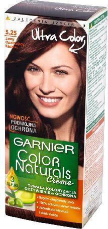 Garnier Color Naturals Krem koloryzujący nr 5.25 Jasny Opalizujący Kasztan 1
