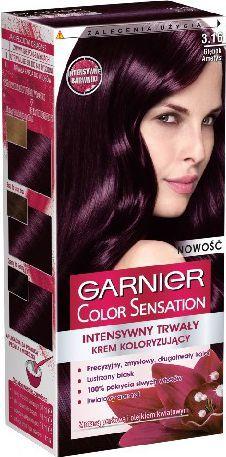 Garnier Color Sensation Krem koloryzujący 3.16 Amethyst- Głęboki ametyst 1
