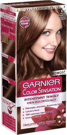 Garnier Color Sensation Krem koloryzujący 6.0 Dark Blond- Szlachetny ciemny blond 1