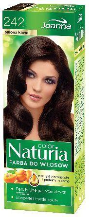 Joanna Naturia Color Farba do włosów nr 242-palona kawa 150 g 1