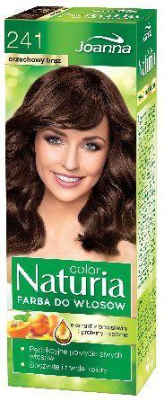Joanna Naturia Color Farba do włosów nr 241-orzechowy brąz 150 g 1