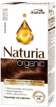 Joanna Naturia Organic Farba nr 321 Kasztanowy (525461) 1