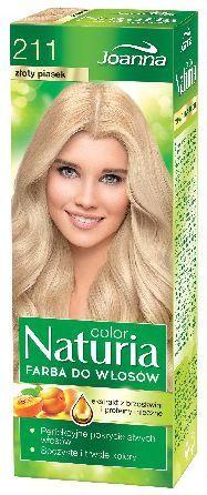 Joanna Naturia Color farba nr 211 złoty piasek (525211) 1