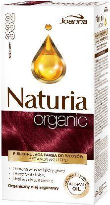 Joanna Naturia Organic Farba nr 332 Wiśniowy 1